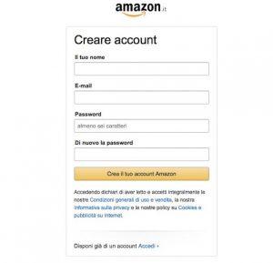 creare-account-300x289 Creare account Amazon senza carta di credito è possibile?