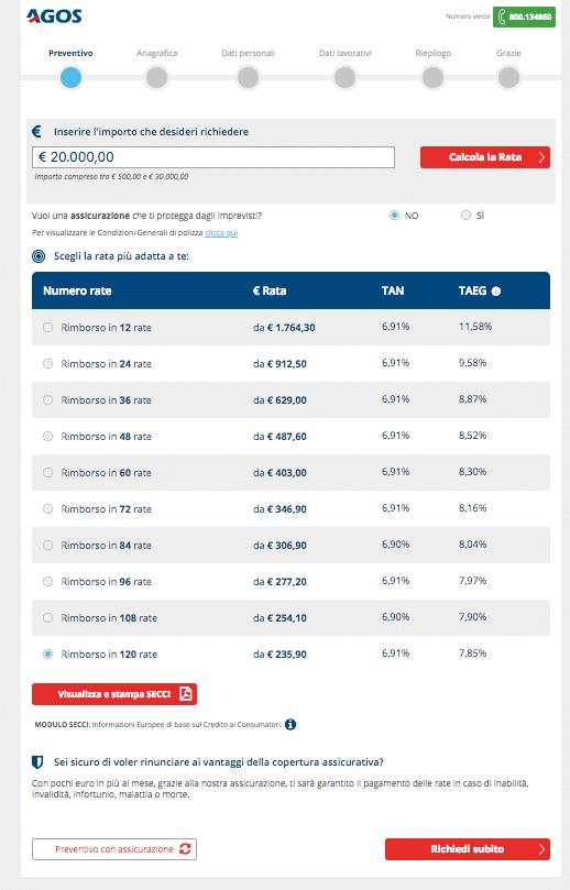Schermata-2018-09-14-alle-15.50.05 Prestito 20000 euro: meglio Agos, Findomestic o Compass?